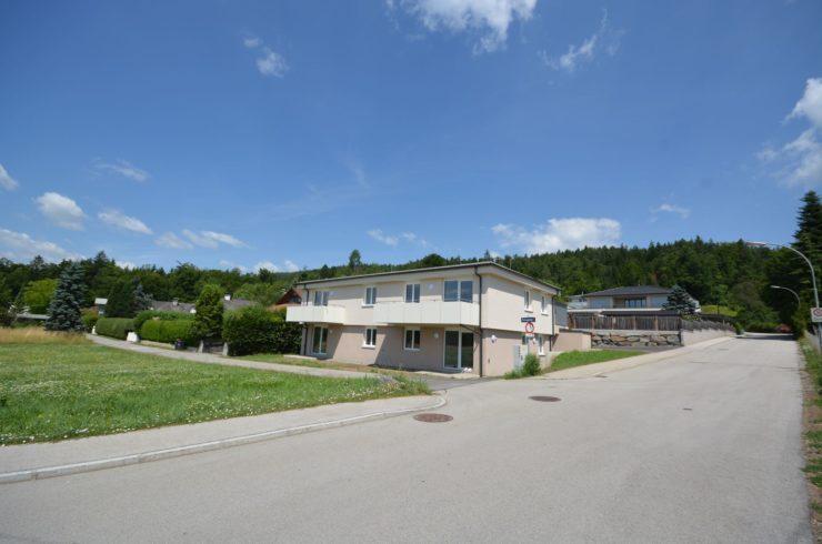 2-Zimmer Mietwohnung / Neubau Erstbezug