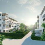 2-Zimmer Neubaumietwohnung in Villach-Landskron/ERSTBEZUG