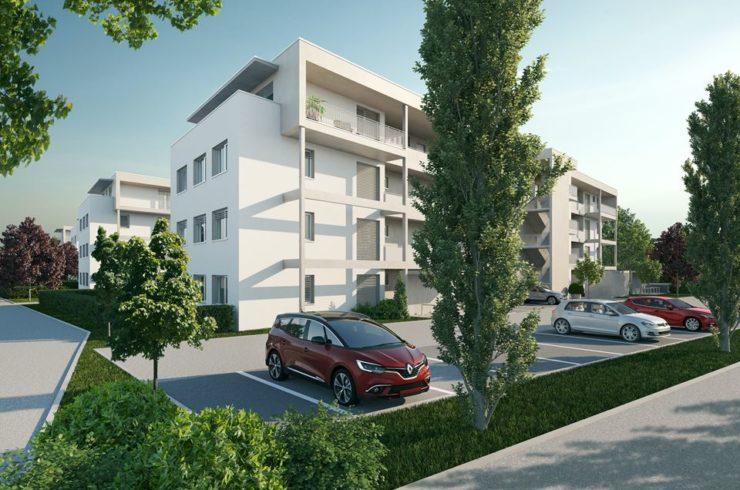 Exklusive Neubau-Mietwohnung in Villach-Landskron / ERSTBEZUG!