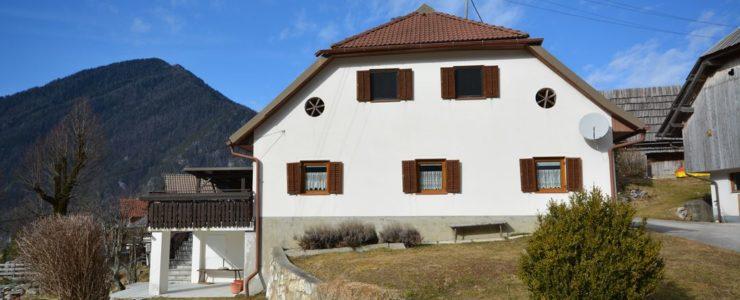 Gediegenes Bauernhaus in Ruhelage mit Blick auf die Koschuta