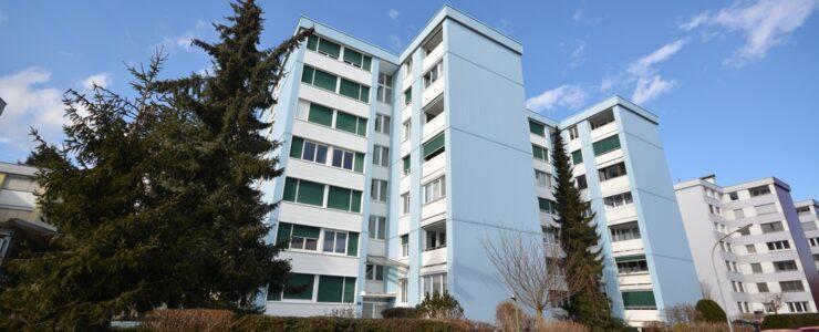 3-Zimmer Wohnung hinter Kika mit Tiefgaragenstellplatz – zu Verkaufen